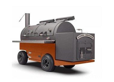 Elektrogrills-Barbecue