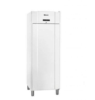 Gram Bäckerei Kühlschrank Weiß mit Trockenkühlfunktion | Gram BAKER M 610 LG L2 10B | 583 Liter | 695x868x2010(h)mm