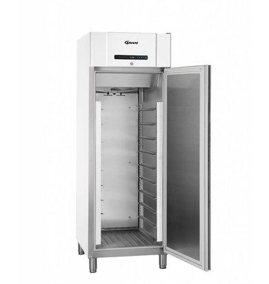 Gram Bäckerei Tiefkühlschrank Weiß | Gram BAKER F 610 LG L2 10B | 583 Liter | 695x868x2010(h)mm