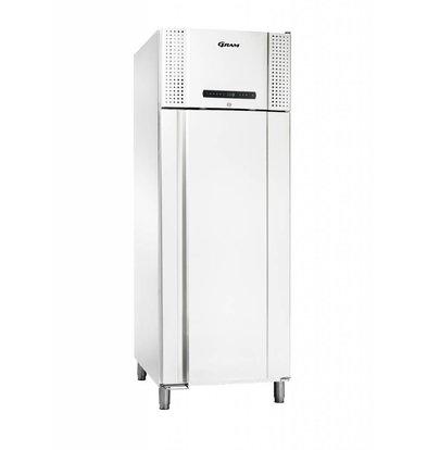Gram Bäckerei Kühlschrank Weiß mit Trockenkühlfunktion | Gram BAKER M 950 LCG L2 25B | Roste 600x800mm | 930L | 820x1066x2205(h)mm