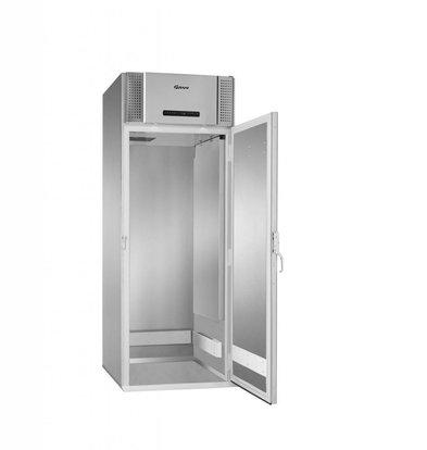 Gram Einfahr-Tiefkühlschrank Edelstahl | Gram BAKER F 1500 CBG | 1422L | 880x1088x2330(h)mm