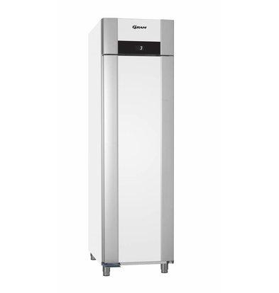 Gram Bäckerei Kühlschrank Weiß | Gram BAKER M 550 LCG L2 25B | 465L | 600x855x2125(h)mm