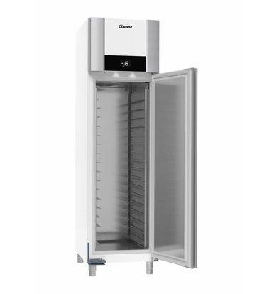 Gram Bäckerei Tiefkühlschrank Weiß | Gram BAKER F 550 LCG L2 25B | 465L | 600x855x2125(h)mm
