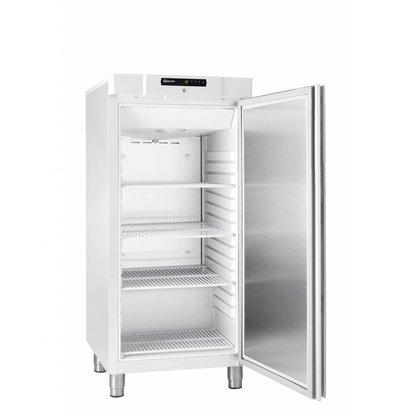 Gram Gastronomie Tiefkühlschrank Weiß | Gram COMPACT F 310 LG L1 4W | 218L | 595x640x1300(h)mm