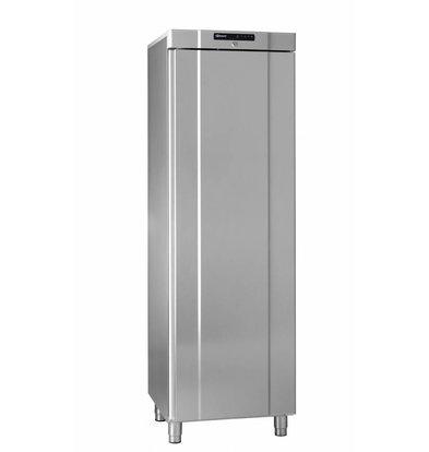 Gram Gastronomie Kühlschrank Edelstahl | Gram COMPACT K 410 RG L1 6N | 346L | 595x640x1875(h)mm