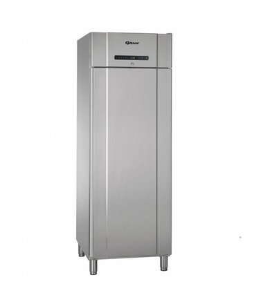 Gram Gastronomie Kühlschrank Edelstahl | Gram COMPACT K 610 RG L2 4N | 583L | 695x868x2010(h)mm
