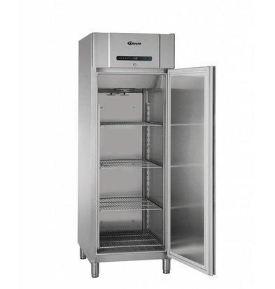 Gram Gastronomie Tiefkühlschrank Edelstahl | Gram COMPACT F 610 RG L2 4N | 583L | 695x868x2010(h)mm