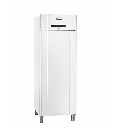 Gram Gastronomie Kühlschrank Weiß | Gram COMPACT K 610 LG L2 4N | 583L | 695x868x2010(h)mm