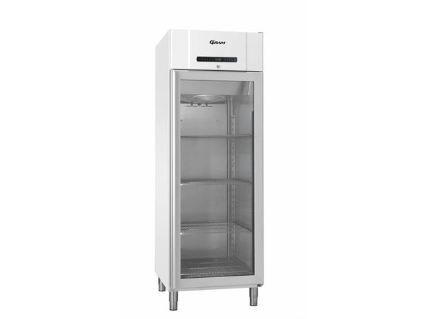 Kühlschrank Lg : Gram kühlschrank weiß mit glastür gram compact kg lg l n