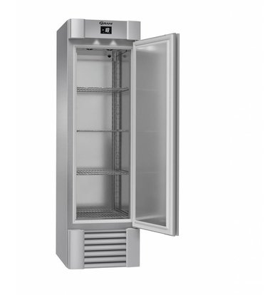 Gram Gastronomie Tiefkühlschrank Edelstahl | Gram ECO MIDI F 60 CCG 4S | 407L | 600x771x2000(h)mm