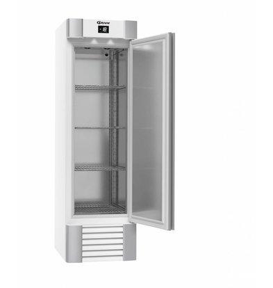 Gram Gastronomie Tiefkühlschrank Weiß | Gram ECO MIDI F 60 LAG 4N | 407L | 600x771x2000(h)mm