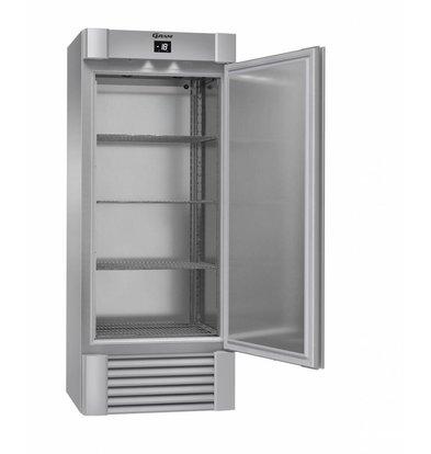 Gram Gastronomie Tiefkühlschrank Edelstahl | Gram ECO MIDI F 82 CCG 4S | 603L | 820x771x2000(h)mm