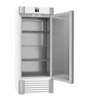 Gram Gastronomie Tiefkühlschrank Weiß | Gram ECO MIDI F 82 LAG 4N | 603L | 820x771x2000(h)mm