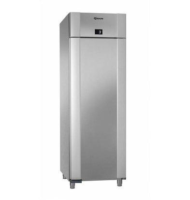 Gram Gastronomie Kühlschrank Edelstahl + Umluft | Gram ECO PLUS M 70 CCG L2 4N | 477L | 700x905x2125(h)mm