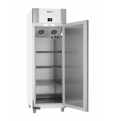 Gram Gastronomie Tiefkühlschrank Weiß | Gram ECO PLUS F 70 LAG L2 4N | 610L | 700x905x2125(h)mm