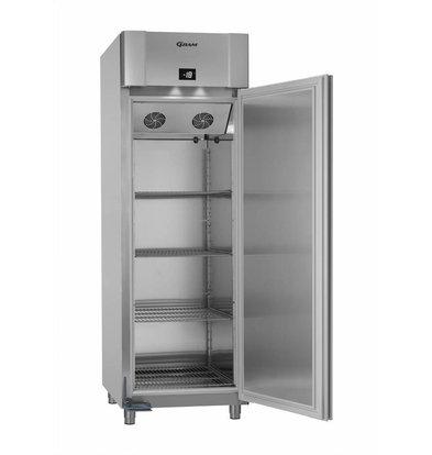 Gram Gastronomie Tiefkühlschrank Vario Silver | Gram ECO PLUS F 70 RAG L2 4N | ENERGIESPAREND | 477L | 700x905x2125(h)mm