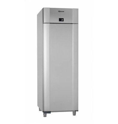 Gram Kühlschrank Vario Silver + Umluft | Gram ECO PLUS M 70 RCG L2 4N | ENERGIESPAREND | 477L | 700x905x2125(h)mm