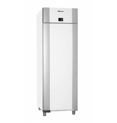 Gram Kühlschrank Weiß + Umluft | Gram ECO PLUS M 70 LCG L2 4N | ENERGIESPAREND | 477L | 700x905x2125(h)mm