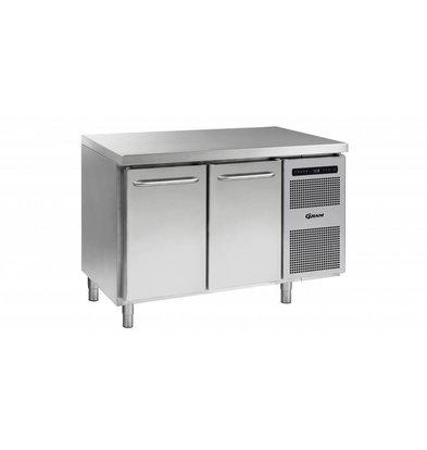 Gram Tiefkühltisch 2-Türig | Gram GASTRO 07 F 1407 CSG A DL/DR L2 | 345L | 1289x700x885/950(h)mm