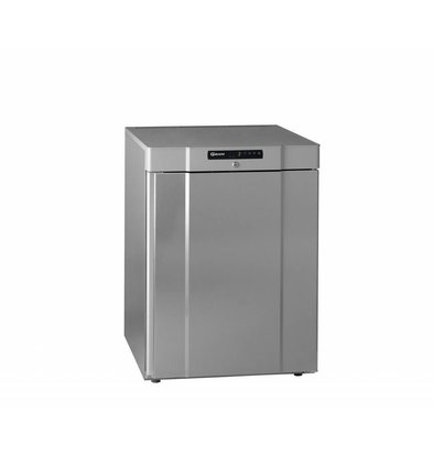 Gram Kühlschrank Edelstahl | Gram MARINE COMPACT K 210 RH 60 HZ 2M | 125L | 595x640x830(h)mm