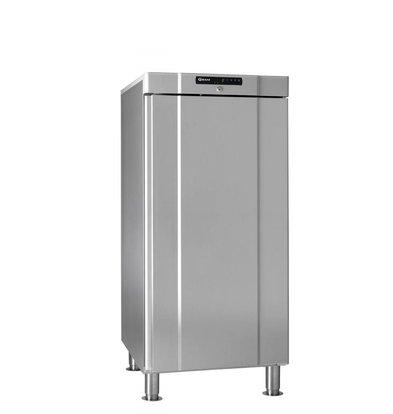 Gram Kühlschrank Edelstahl | Gram MARINE COMPACT K 310 RH 60 HZ LM 3M | 218L | 595x640x1335(h)mm
