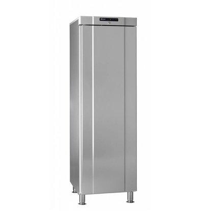 Gram Gastronomie Kühlschrank Edelstahl | Gram MARINE COMPACT K 410 RH 60 HZ LM 5M | 346L | 595x640x1905(h)mm