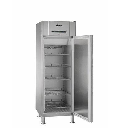 Gram Gastronomie Tiefkühlschrank Edelstahl | Gram MARINE COMPACT F 610 RH 60 HZ LM 5M | 583L | 695x868x2005(h)mm