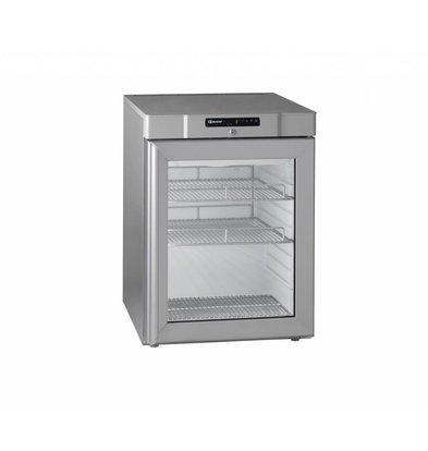 Gram Kühlschrank mit Glastür | Gram MARINE COMPACT KG 210 RH 60HZ 2M | 125L | 595x640x830(h)mm