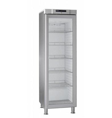Gram Kühlschrank mit Glastür| Gram MARINE COMPACT KG 410 RH 60HZ LM 5M | 346L | 595x640x1905(h)mm