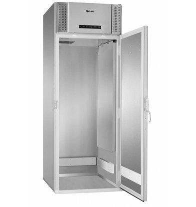 Gram Einfahr-Tiefkühlschrank Edelstahl | Gram PROCESS F 1500 CSG | 1422L | 880x1088x2330(h)mm