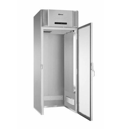 Gram Einfahr-Kühlschrank Edelstahl mit Glastür | Gram PROCESS KG 1500 CSG | 1422L | 880x1088x2330(h)mm