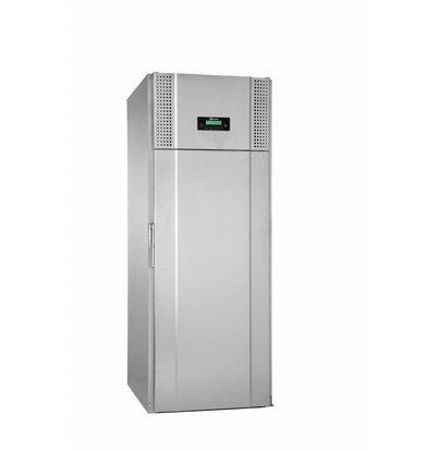 Gram Einfahr-Schockkühler/Froster | Gram PROCESS KPS 60 CH | 780x995x2215(h)mm
