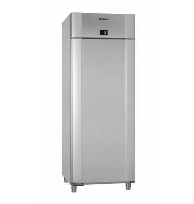 Gram Gastronomie Kühlschrank Vario Silver + Umluft   Gram SUPERIOR TWIN M 82 RCG L2 4N   614L   840x785x2125(h)mm