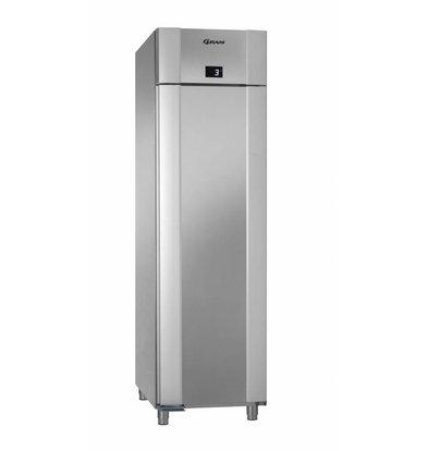 Gram Kühlschrank Edelstahl/Edelstahl   Gram Eco Euro K 60 CCG L2 4N   465L   600x855x2125(h)mm