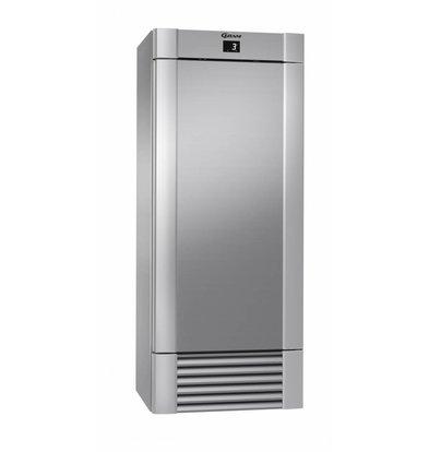 Gram Gastronomie Kühlschrank Edelstahl + Umluft | Gram ECO MIDI M 82 CCG 4S | 407L | 820x771x2000(h)mm