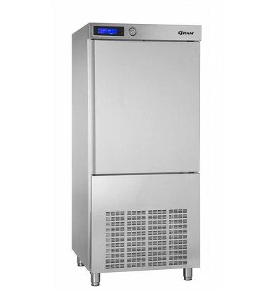 Gram Schockkühler Edelstahl | Ohne Kompressor | Gram KPS 42 CF | 800x830x1850(h)mm
