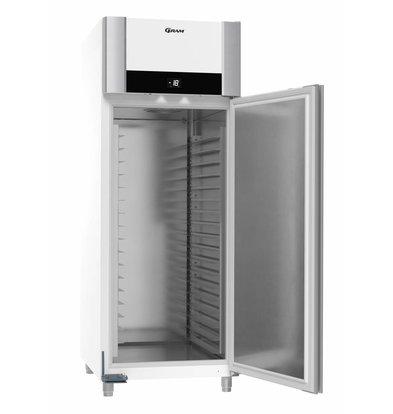 Gram Tiefkühlschrank Weiß/Edelstahl | Gram BAKER F 950 L2 LCG 25B | 949L | 820x1065x2205(h)mm