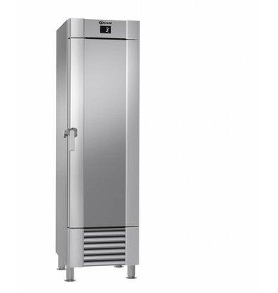 Gram Kühlschrank Edelstahl + Umluft | Gram MARINE MIDI M 60 CCH 4M | 407L | 635x770x2115(h)mm