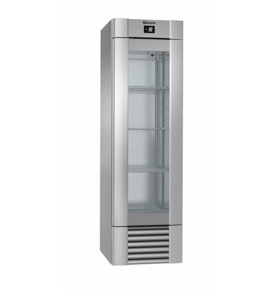 Gram Gastronomie Tiefkühlschrank | Gram ECO MIDI FG 60 CCG 4S K | 407L | 600x771x2000(h)mm