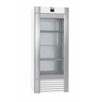 Gram Gastronomie Kühlschrank Weiß | Gram ECO MIDI KG 82 LLG 4W K | 603L | 820x771x2000(h)mm