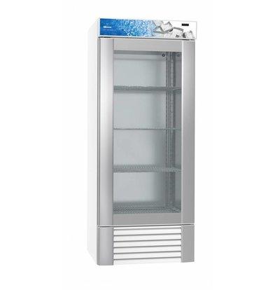 Gram Gastronomie Tiefkühlschrank Weiß | Gram ECO MIDI FG 82 LLG 4W | 603L | 820x806x2000(h)mm
