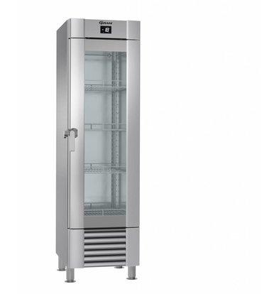 Gram Gastronomie Tiefkühlschrank Edelstahl | Gram MARINE MIDI FG 60 CCH 4M | 407L | 635x770x2115(h)mm