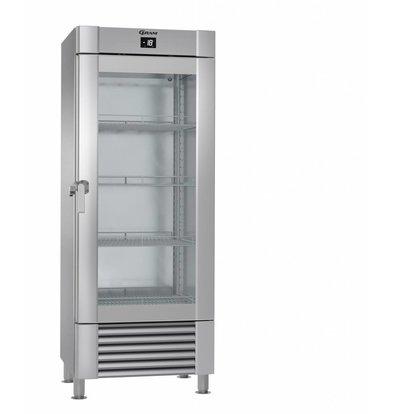 Gram Gastronomie Tiefkühlschrank Edelstahl | Gram Marine Midi FG 82 CCH 4M | 603L | 855x770x2115(h)mm