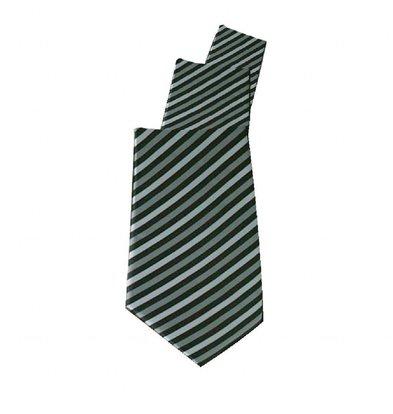 Chef Works Uniform Works Krawatte Grau gestreift