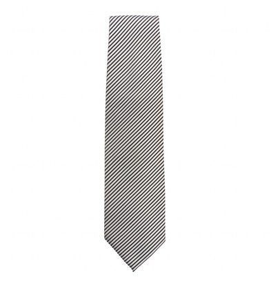 Chef Works Uniform Works Krawatte Silber-Schwarz
