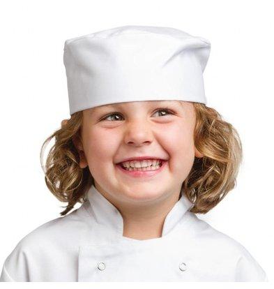 Whites Chefs Clothing Whites Kinder Skull Cap Kochmütze weiß