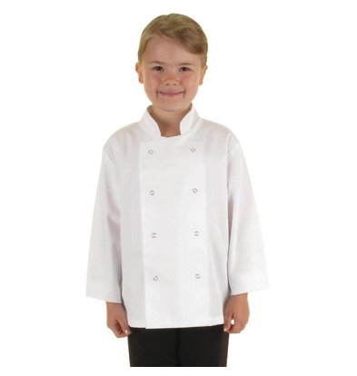 Whites Chefs Clothing Whites Kinderkochjacke Langarm