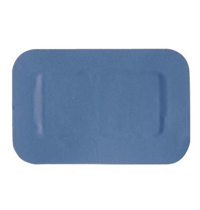 XXLselect Wundpflaster Blau   50 Stück