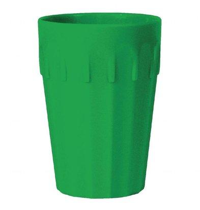 Kristallon Becher Grün Polycarbonat | 260ml | 12 Stück