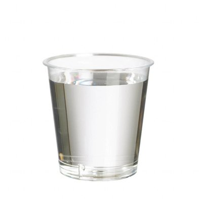 Plastico Schnapsglas Polystyrol | 30ml | 1000 Stück